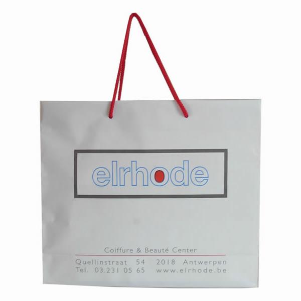 Luxe plastic tassen