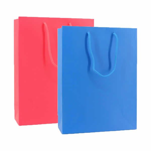 Luxe papieren fluo tassen