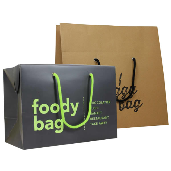 Foodybag papieren take away tassen
