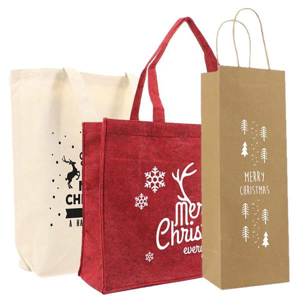 Kerst draagtassen
