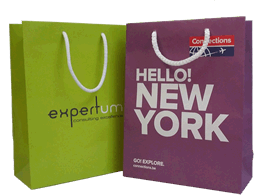 Luxe papieren goodiebags
