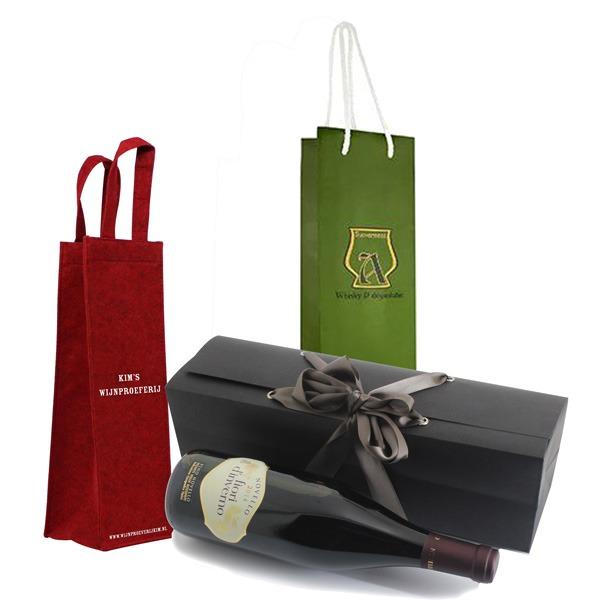 Wijntassen & wijndozen