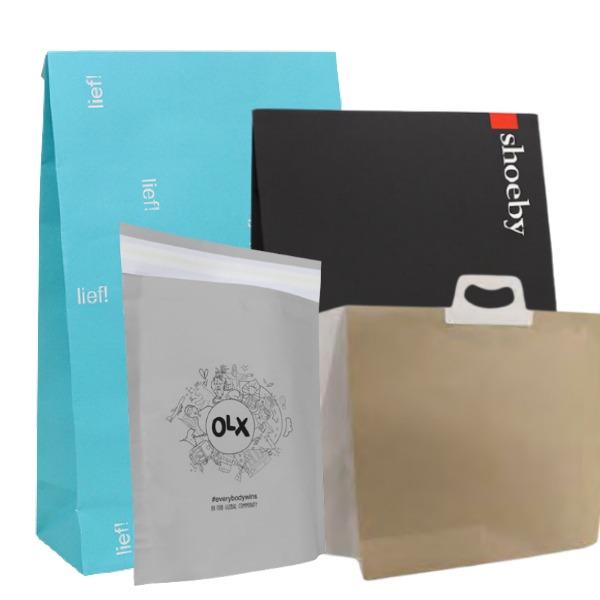 Papieren verzendverpakkingen
