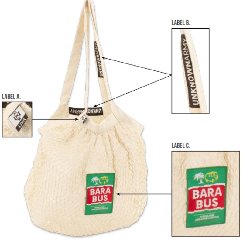 katoenen – net bags