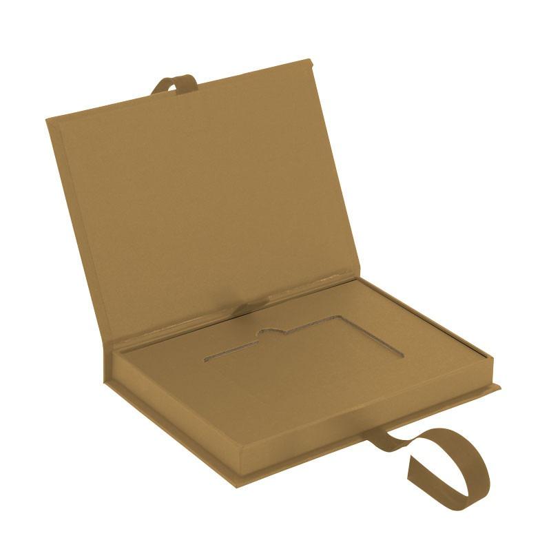 Cadeaubon verpakking